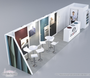 visualisations exhibition stands