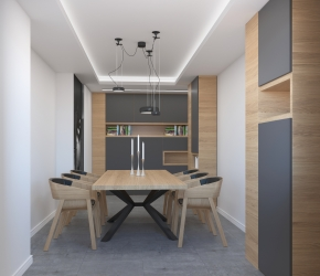 Dining room visualisation