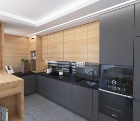 Kitchen visualisations