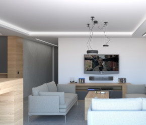 Living room visualisation